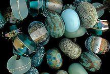 [ glass : beads ]