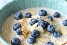 Quinoa-Blaubeerfrühstück