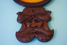 Woodcarving / Woodcarving projects, woodcarving patterns