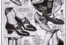 1920s / moda- stroje, buty, dodatki