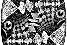 MC.Escher1898-1972 / Escher