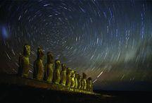 Easter Island/Νησί Του Πάσχα / Βρίσκεται στον Ειρηνικό ωκεανό και θεωρείται το πλέον απομονωμένο νησί στον κόσμο.