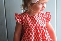 Sew ~ Girl Patterns / by Alaine Garrett
