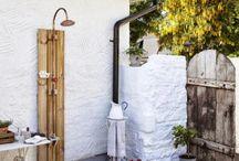 Outdoor Showers & Baths
