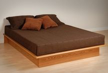 Platform beds without Storage / Looking for a stylish Platform bed for your bedroom? Here are some beds to help make your choice easier choice easier.