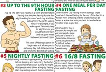 intermittent fasting / Intermittent fasting (IF) is an umbrella term for various diets that cycle between a period of fasting and non-fasting.