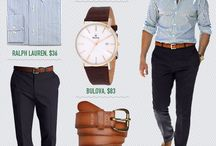 Outfit hombre casual Trabajo