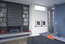 House - Living rooms / by Emily Born