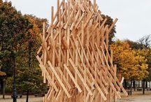 Træskulptur