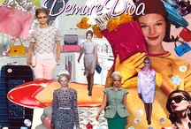 Demure Diva S/S '13