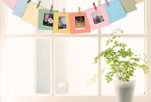 InstaxMini Love / Instant photo magic from cameras, frames, and even a photo booth tutorial!