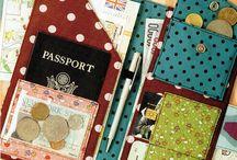 Diy Travel Wallet