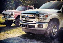 Trucks / by Sam Swens