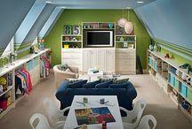Home School Schoolroom Ideas