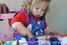 KIDS // crafts and creativity / by Wendy