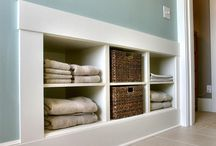 mudrooms + foyers / by Kristen Kennedy