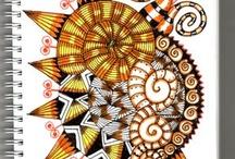 Doodles/Zentangles  / by Sylvia Trevino-Rickman