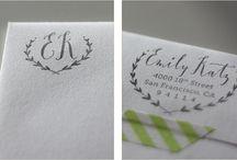 Lettering / by Kristen DeLap