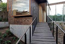 WOOD-BOIS / Maison bois , agrandissement, déco
