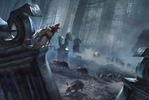 Cenários Ravenloft