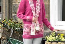 Masham DK / 100% British Wool from the Yorkshire town of Masham.