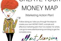 Create your MONEY MAP