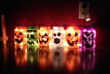 empty candle jars