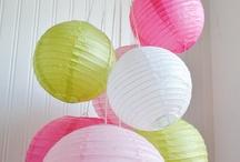Colour theme decorations
