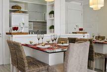 projetos de sala jantar