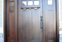 Doors- not the musical group / Entryways around the world
