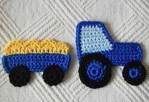 Fahrzeuge und Tiere