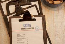 menus / by Caroline Millot