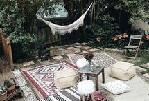 Hammock Ideas / Need some enjoyable weekend? Give a toss with wonderful hammock ideas here.  Anything goes!