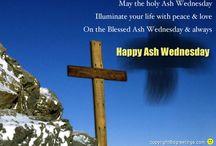 Ash Wednesday Card