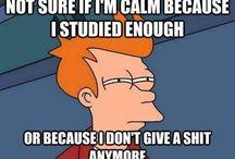 Study humour