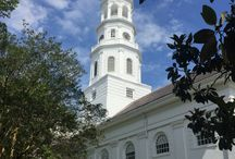 Charleston / Charleston was a wonderful city to discover on foot.  Enjoy its rich history and culture.  Discover and enjoy your next adventure!
