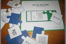 It's All In The Numbers Lesson Plans / by Elena Long