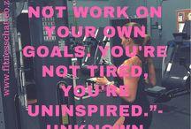 Motywujące cytaty fitness