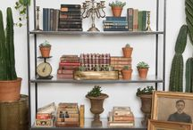 Shelfies / Decked out shelving units to the nines!  / by PATINA