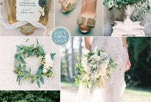 Mediterranean Weddings / Modern weddings inspired by the colors, textures and cuisine of the Mediterranean.