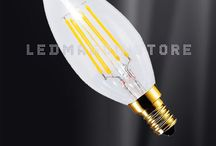LED FILAMENT & DECORATIVE / LED FILAMENT & DECORATIVE LAMPS