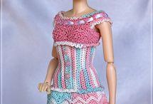Одежды для кукол