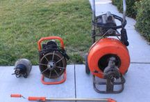 Plumbing Tools / Drain snakes, plumbing snakes, toilet augers and other tools used in plumbing. http://www.draincables.com