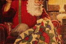 Santas / by Carol Myer