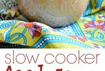 Slow cooker side dishes