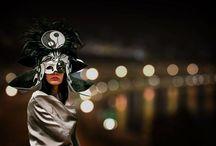 Mask / Eylem Surer Mask Atolye el yapımı yaratıcı maskeler