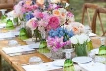 Tablescapes / by The Roseberry Cottage ~ Carol