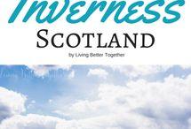 Scotland-Místo, kam se chci podívat
