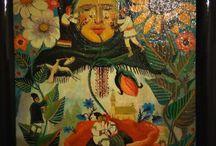 naive painting - my artworks