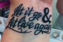 Tattoos / Tattoo inspiration